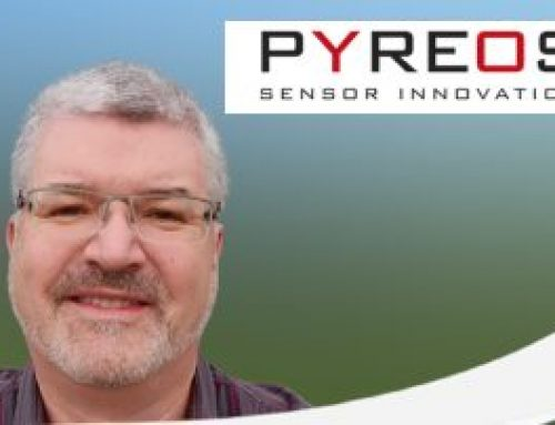 PYREOS APPOINTS GARY PALMER AS NEW VP OPS
