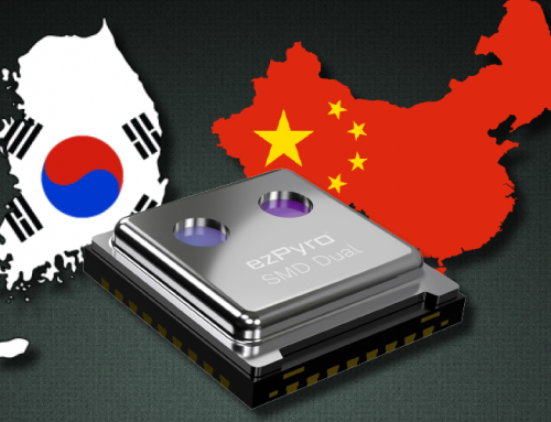 PYREOS BOOSTS PYROELECTRIC SENSOR DISTRIBUTION AND SALES SUPPORT IN SOUTH KOREA AND CHINA
